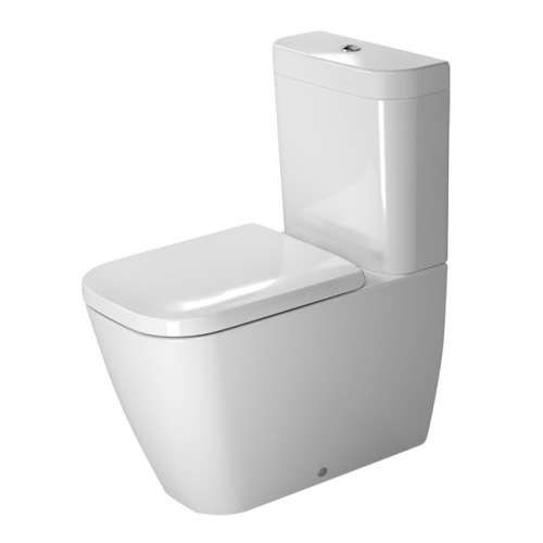 Happy D 2 Close Coupled Washdown Toilet Duravit Back To Wall Toilets Happy D