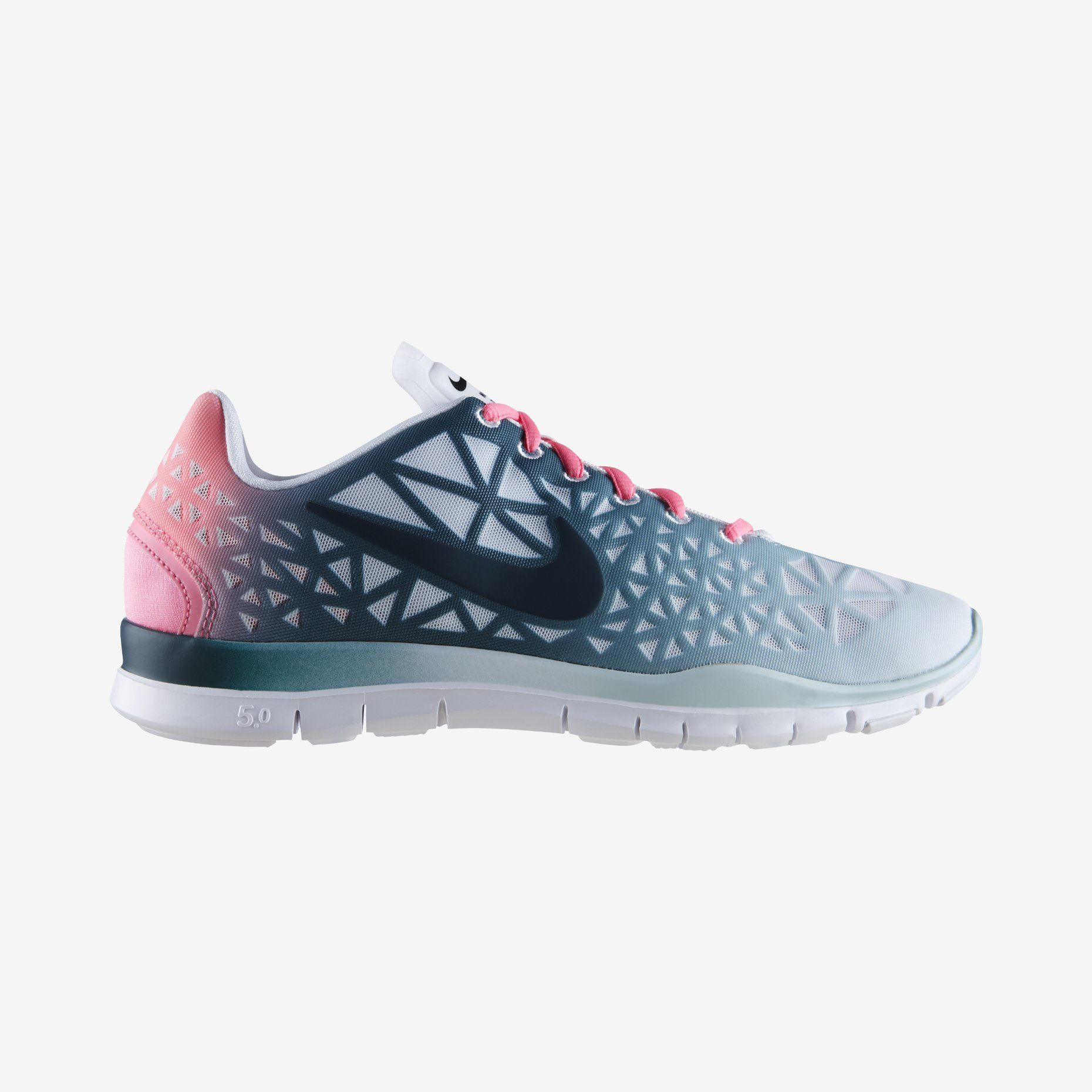 quality design dd00e 071fb Nike Free TR Fit 3 Dye Womens Training Shoe