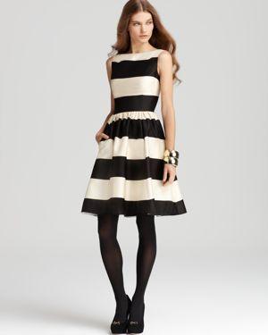 7099973f7b77 Kate Spade Carolyn Dress #stripes | Fashion Files | Fashion, Striped ...