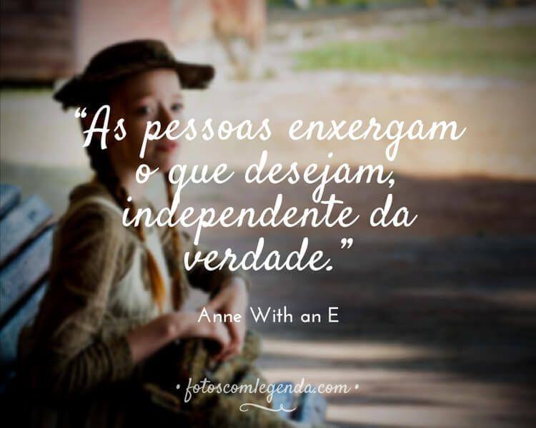 As Pessoas Enxergam O Que Desejam Independente Da Verdade