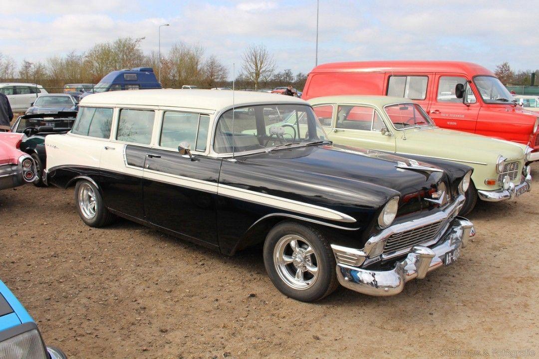 1956 - Chevrolet Bel Air Wagon - AR-48-05