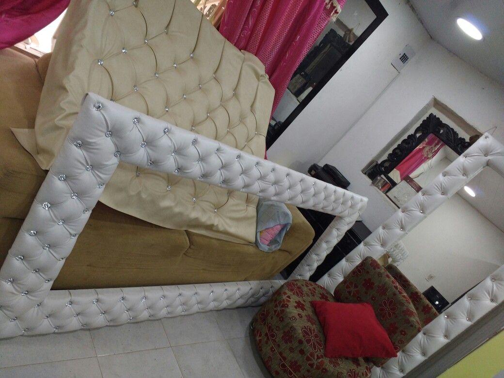 Mobiliario Cali Diseñamos Muebles Cabeceros Espaldares Marco ...
