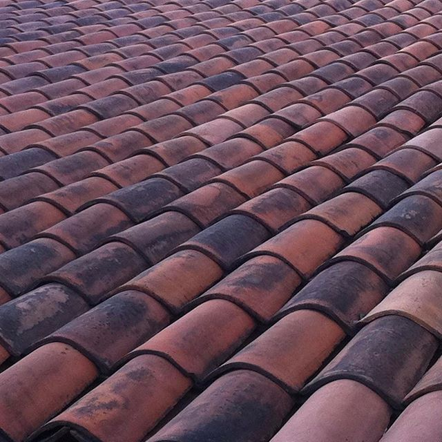 Colonial Teja Mexico Clayrooftile Rooftile Clay Barro Texture Pattern Textura Architecture Roof Tiles Ceramic Roof Tiles Clay Roof Tiles