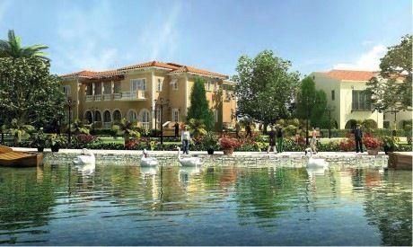 hyde-park-new-cairo-lake-park
