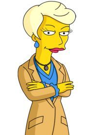 Lindsey Naegle In 2020 The Simpsons The Simpsons Movie