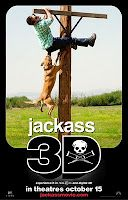 Jackass 3 - 41% - Worth the score for the first skit.