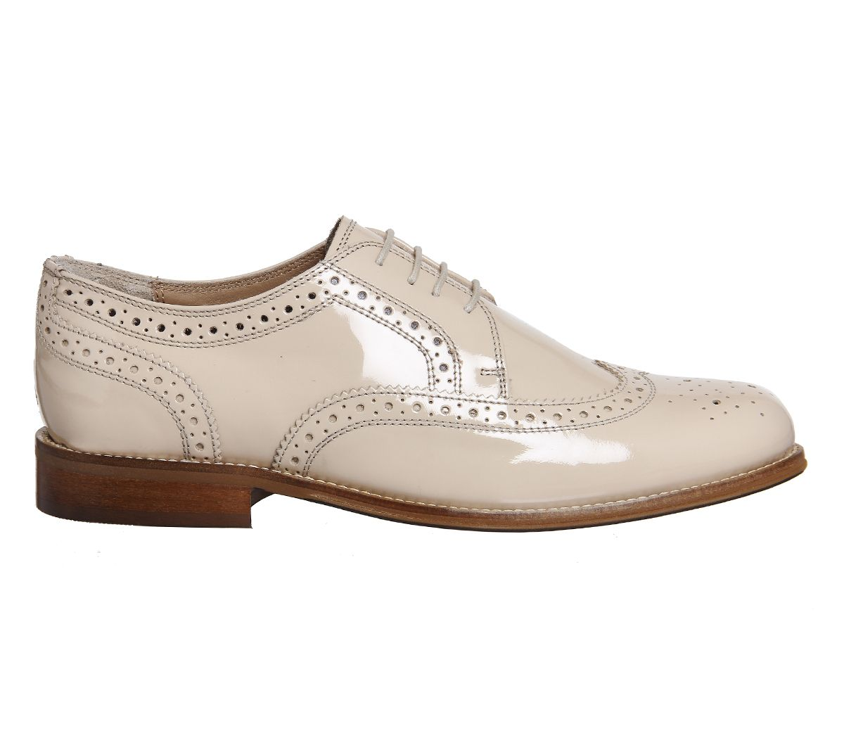 Leather Brogues, Leather