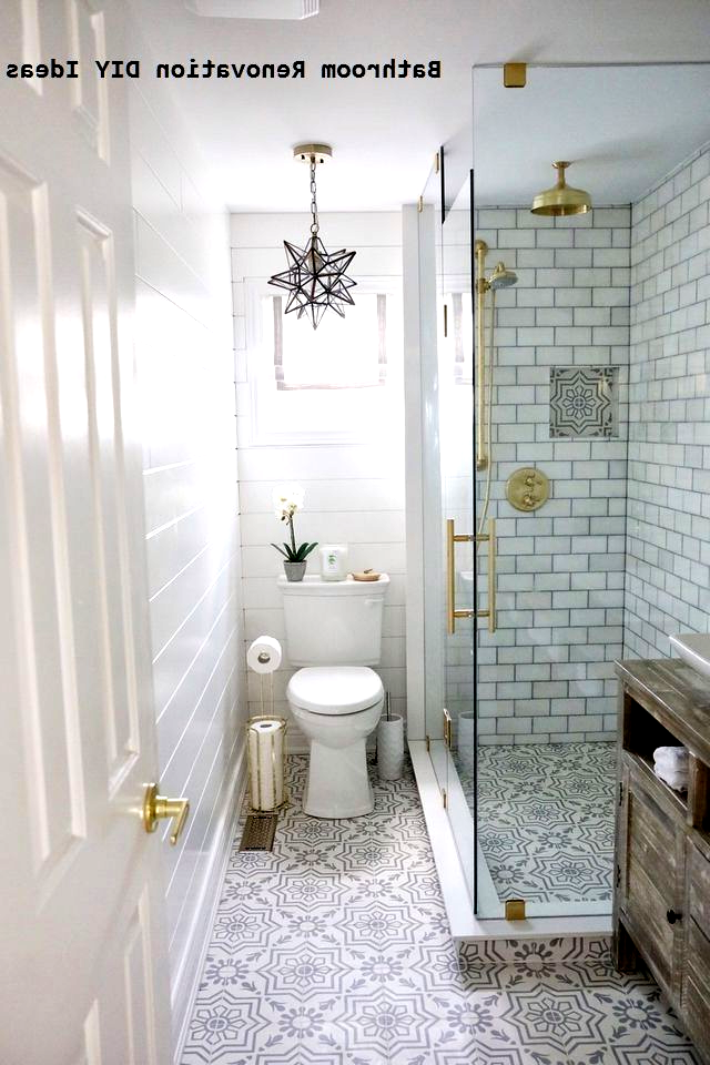 15 diy ideas for bathroom renovations diy bathroomdecor on bathroom renovation ideas 2020 id=48964