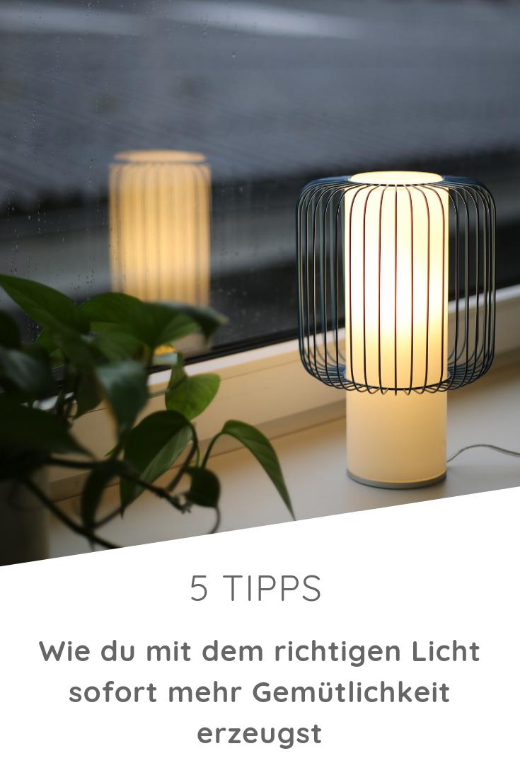 5 Tipps Wie Du Mit Licht Gemütlichkeit Erzeugst Hygge Interior