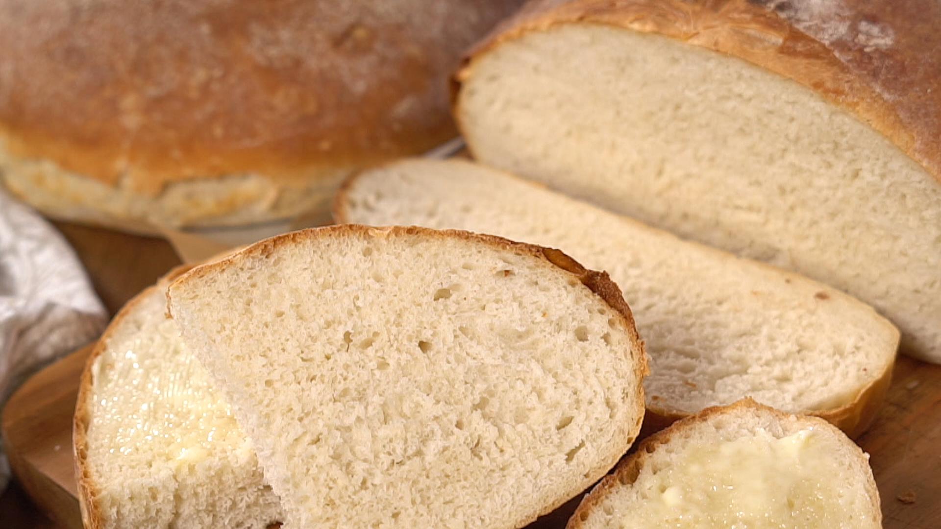 My Grandma's Italian Bread is an easy homemade bread ...