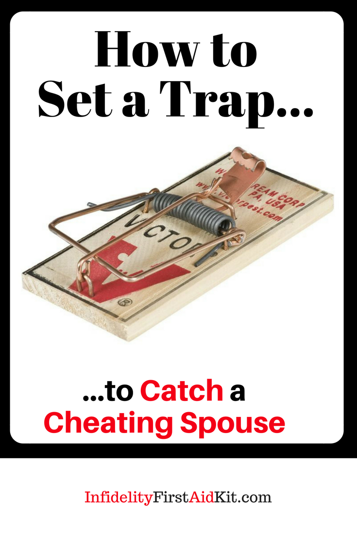How to find your cheating spouse using online dating