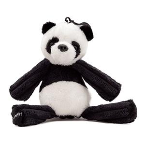 Brand New Scentsy Shu Shu The Panda Buddy Clip with Jammy TIme Scent