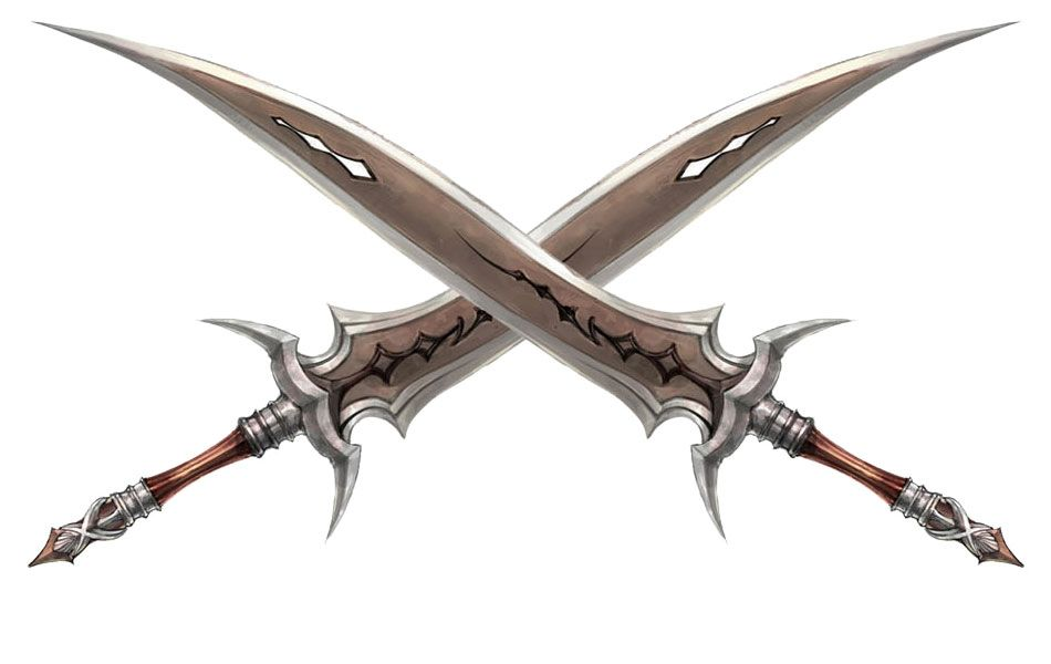 Warrior Weapon from TERA | Weapon Design in 2019 | Weapons, Swords