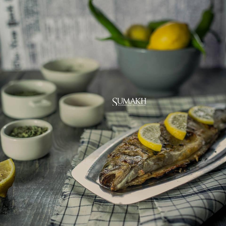 River fish kebab. (012) 480 21 12