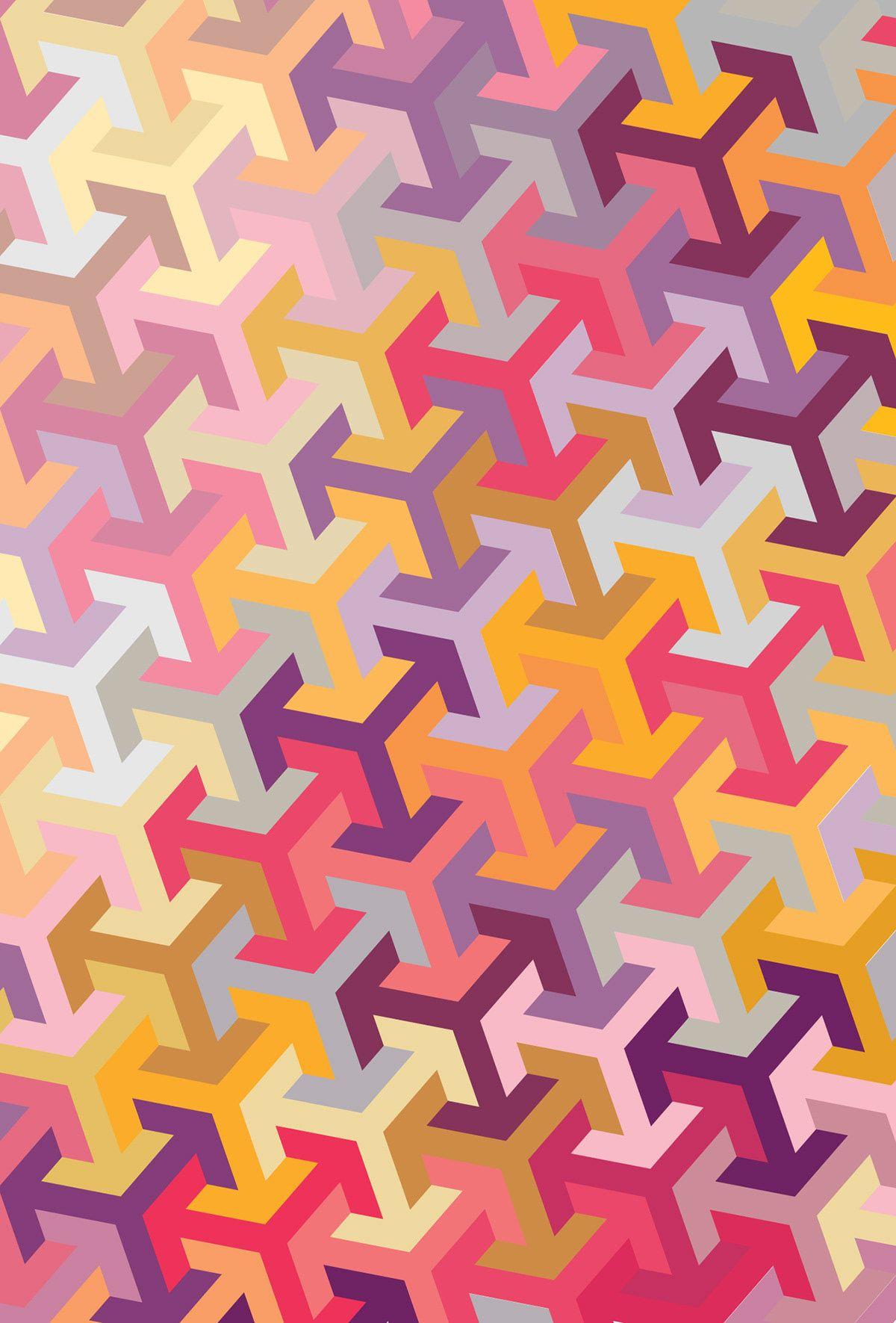 Textile patterns design motifs textiles pink graphic geometric also pin on watercolor flowers rh pinterest