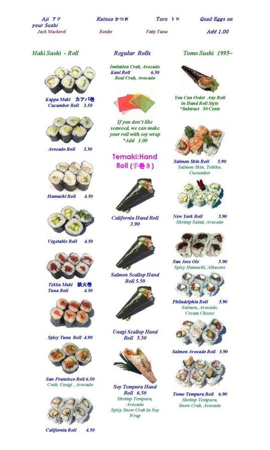 Introduction To Sushi Sushi Recipes Homemade Types Of Sushi Sushi Recipes