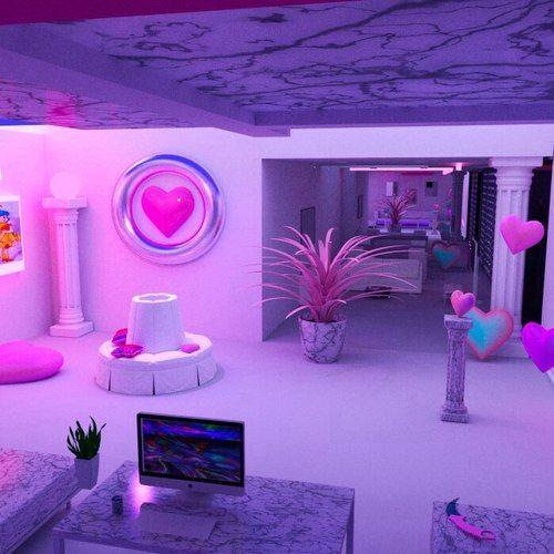 Aesthetic Tumblr Indie Pink Pale Alternative Grunge Pastel Aesthetic Random Ff Followback Neon Room Aesthetic Rooms Pastel Room