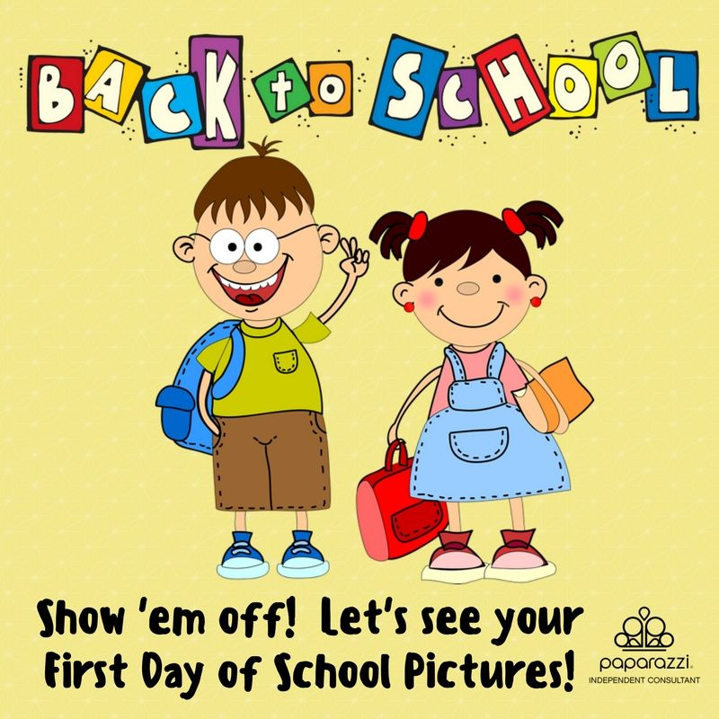 Back to school show em off lets see your first day of