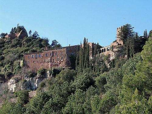46Monestir de Sant Miquel d'Escornalbou by Marlis1, via Flickr