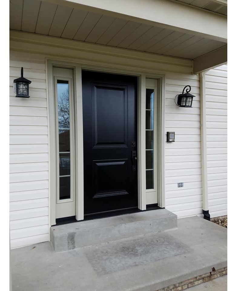 Clean, simple, and energy efficient doors are the way to ...