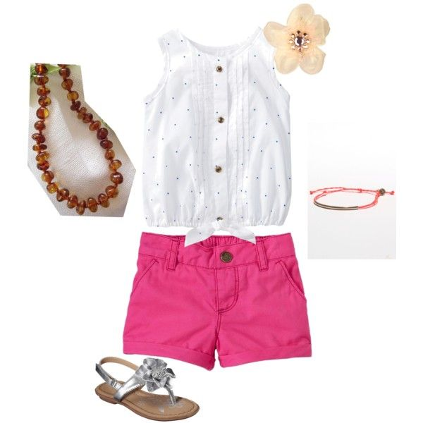 d2ffab3b5c0 Summer toddler outfit.. Too cute!