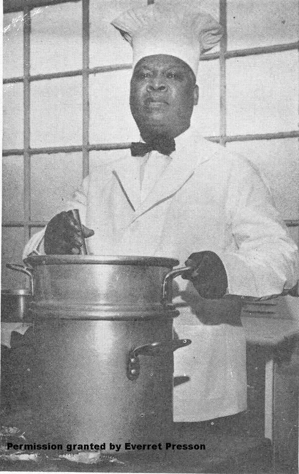 Meet Chef William Deas, inventor of She Crab Soup and the REAL Rhett's Butler!