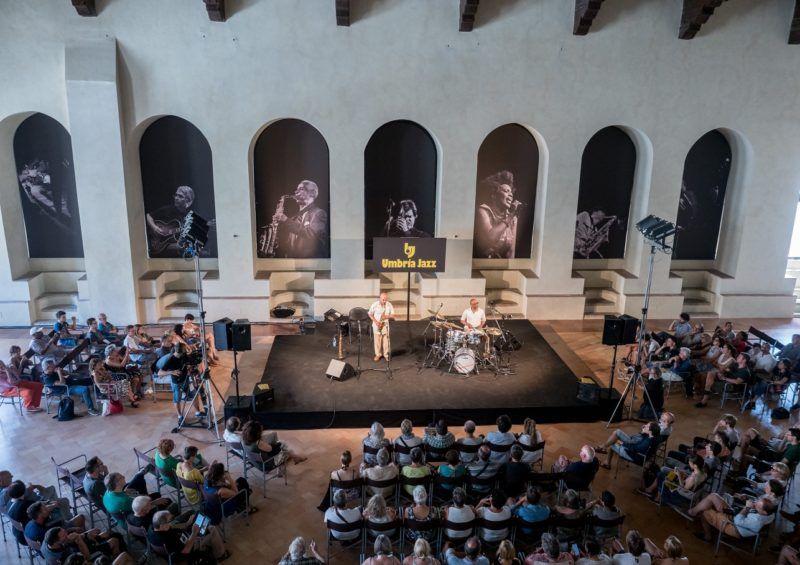Concert Review: Umbria Jazz Festival   Jazz festival ...