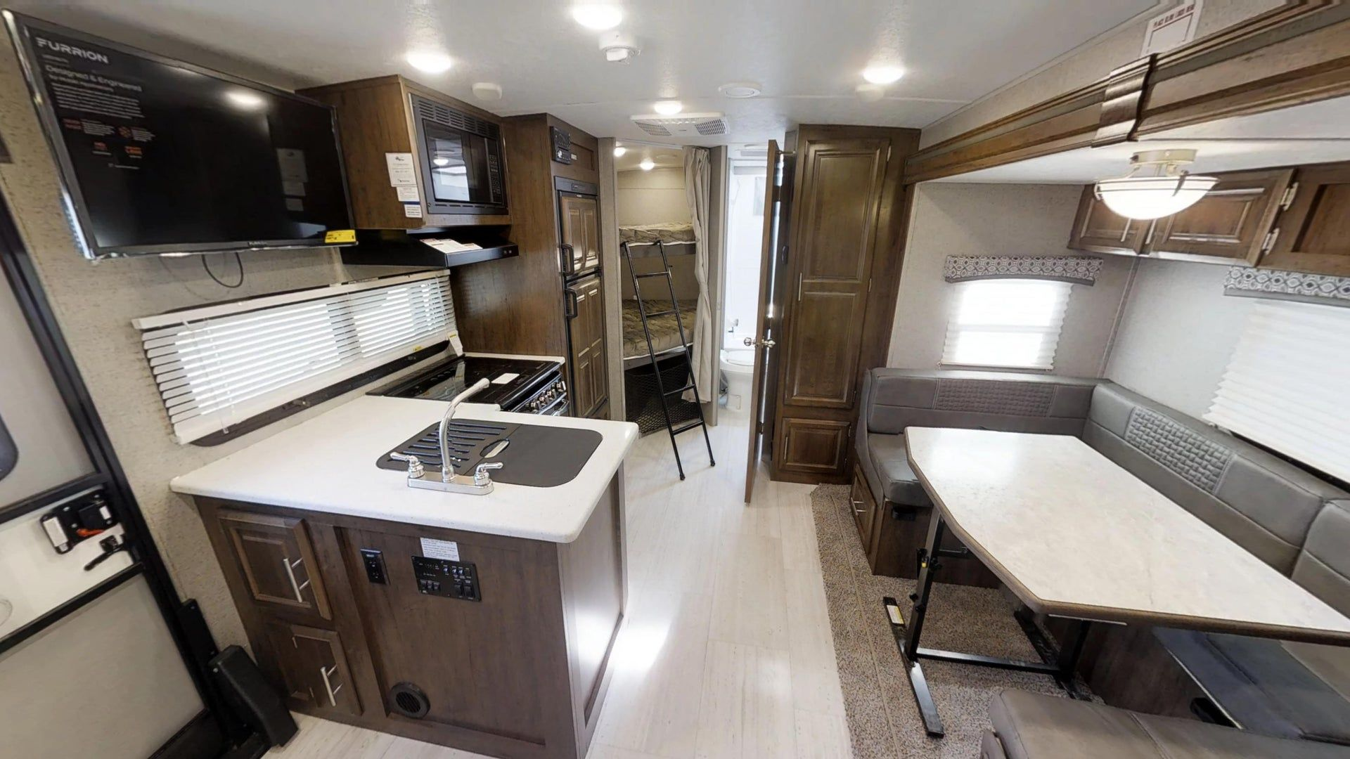 May Show Optional Features Features And Options Subject To Change Without Notice In 2020 Travel Trailer Forest River Rv Rv Manufacturers
