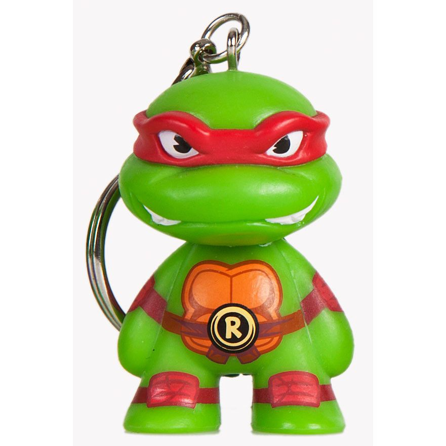 TMNT Ninja Turtles Michelangelo Kidrobot Additional Keychains Ship Free!