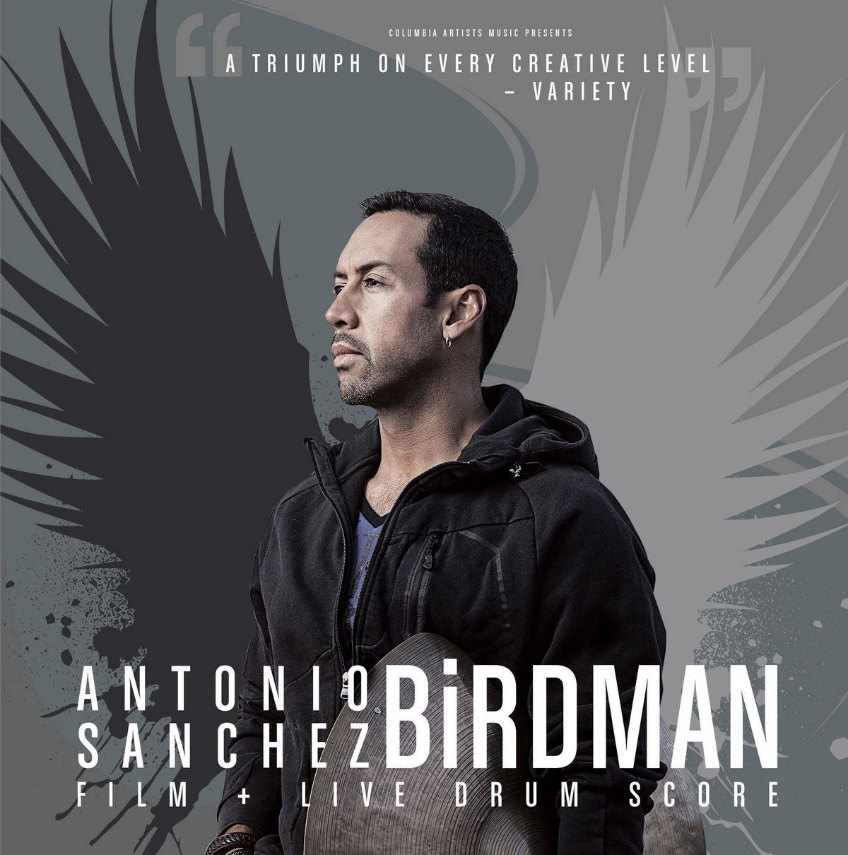 Antonio Sanchez To Perform Birdman Live Score At Londons Barbican