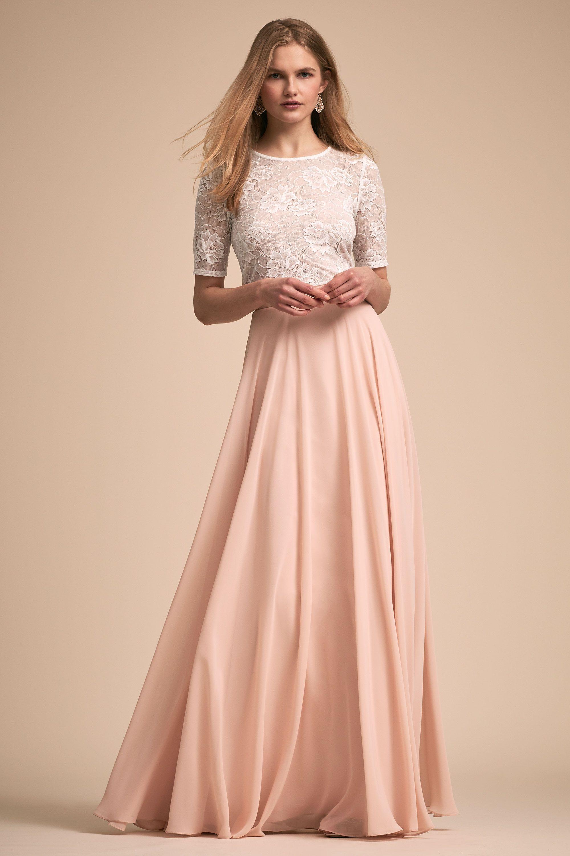 b34bd618507 Comelia Top   Hampton Skirt from  BHLDN