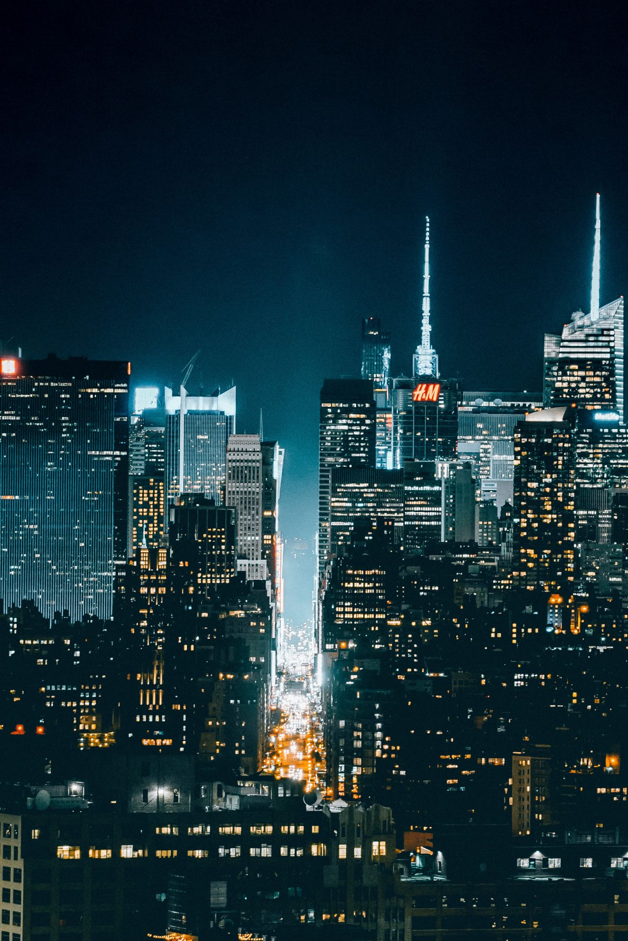 Midtown Manhattan By @kostennn