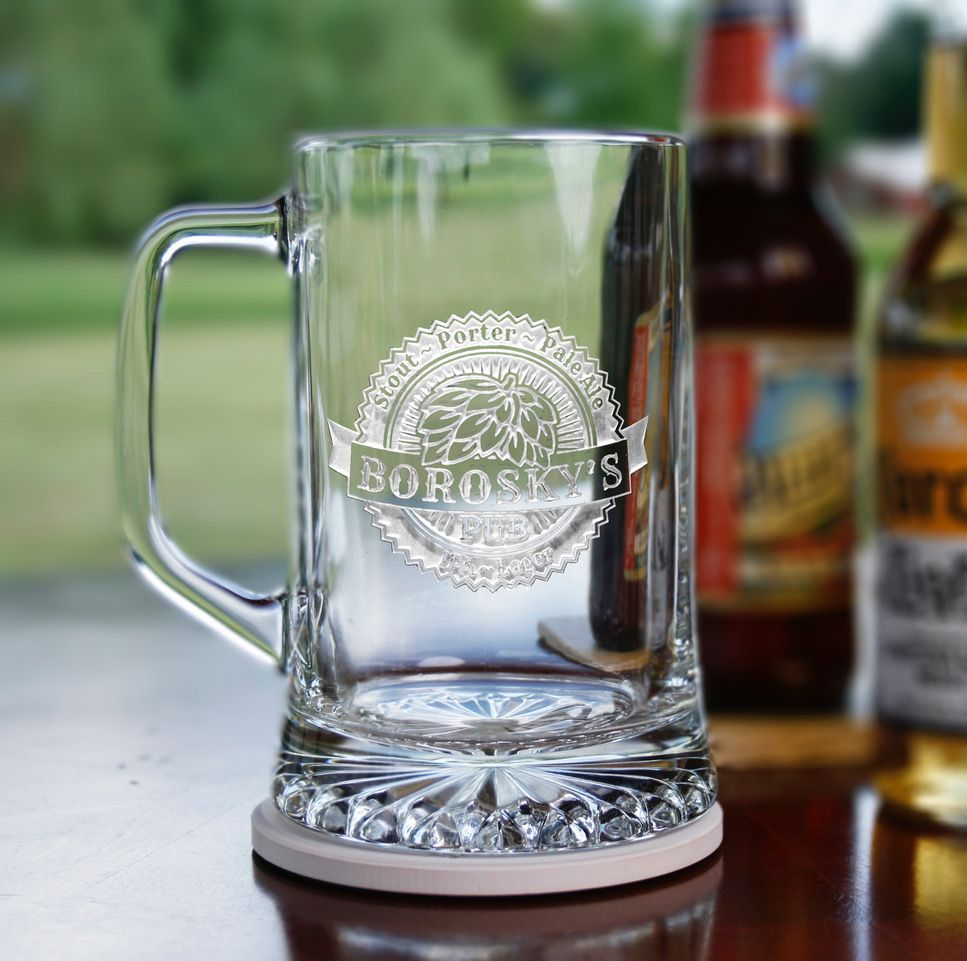 Personalized Craft Beer Mug Gift For Home Brewers Ccraft Beer
