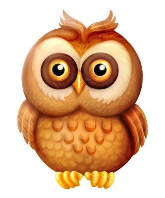 cartoon owl clipart intelligent wise bird illustration just free rh pinterest ca Free Owl Clip Art for Teachers Halloween Owl Clip Art Free