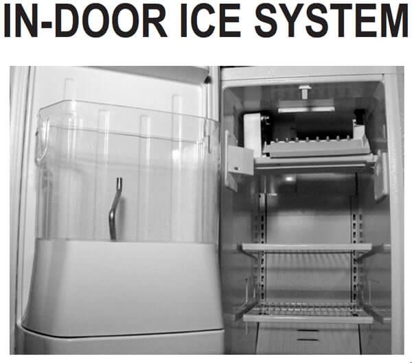 Whirlpool In Door Ice Maker Repair Applianceassistant Com Ice