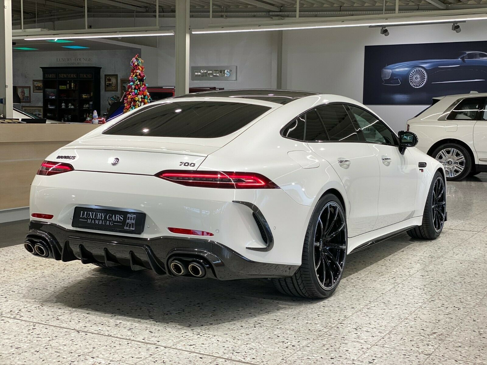 Mercedes Amg Gt Brabus 700 Luxury Cars Hamburg Germany For Sale On Luxurypulse In 2020 Mercedes Benz Amg Mercedes A45 Amg Mercedes Amg