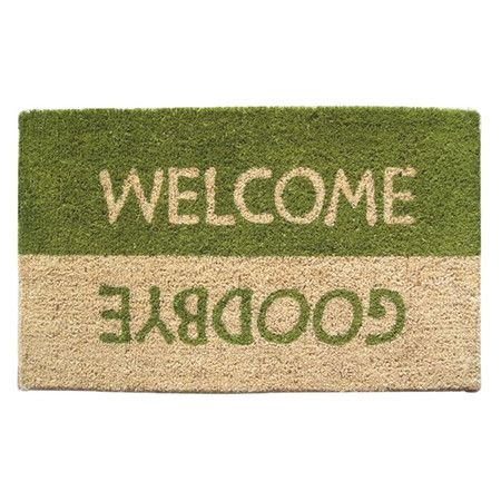 Goodbye Doormat