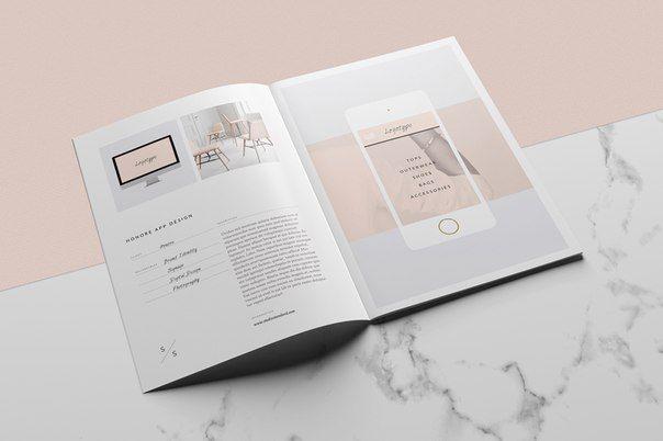 Newington Portfolio template | Studio Standard | верстка | Pinterest ...