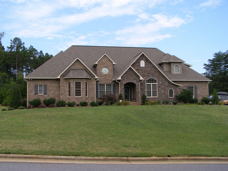 stone brick exterior home for the home pinterest. Black Bedroom Furniture Sets. Home Design Ideas