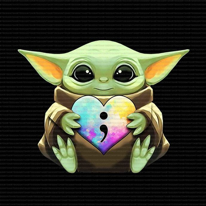 Baby Yoda Svg The Mandalorian The Child Baby Yoda Png Star Wars Svg Png The Child Png T Shirt Design For Sale Star Wars Decal Yoda Png Star Wars Silhouette