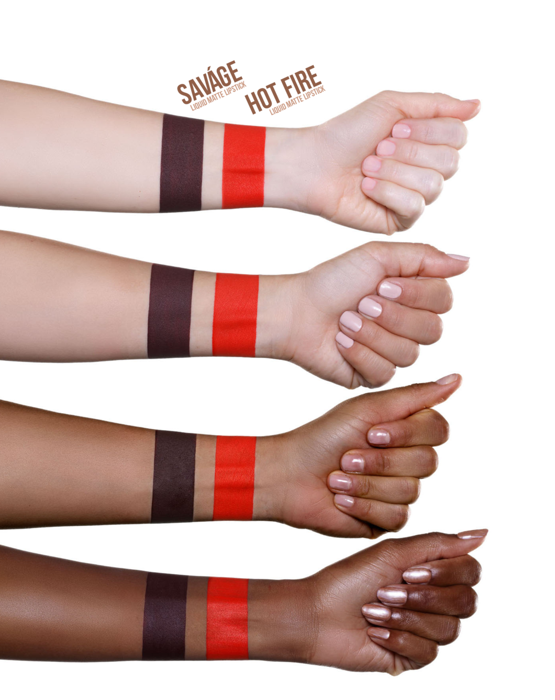 SAVÁGE How to apply lipstick, Skin so soft, Dry winter skin
