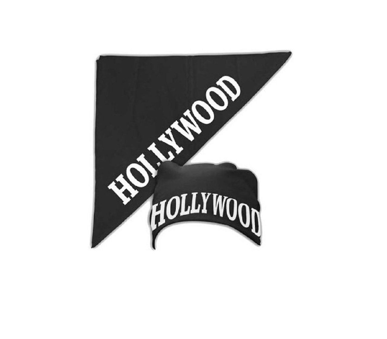 Officially Licensed Hulk Hogan Hollywood Bandana