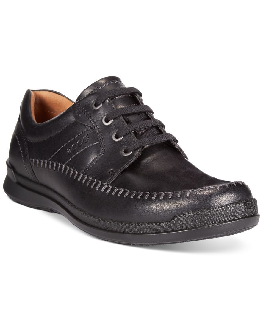 Ecco Howell Moc Toe Oxfords