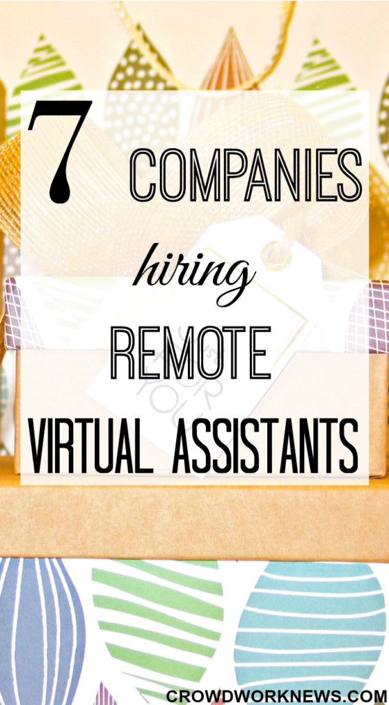 13 Virtual Assistant Jobs You Can Do From Home In 2021 Legit Companies Virtual Assistant Jobs Virtual Assistant Assistant Jobs