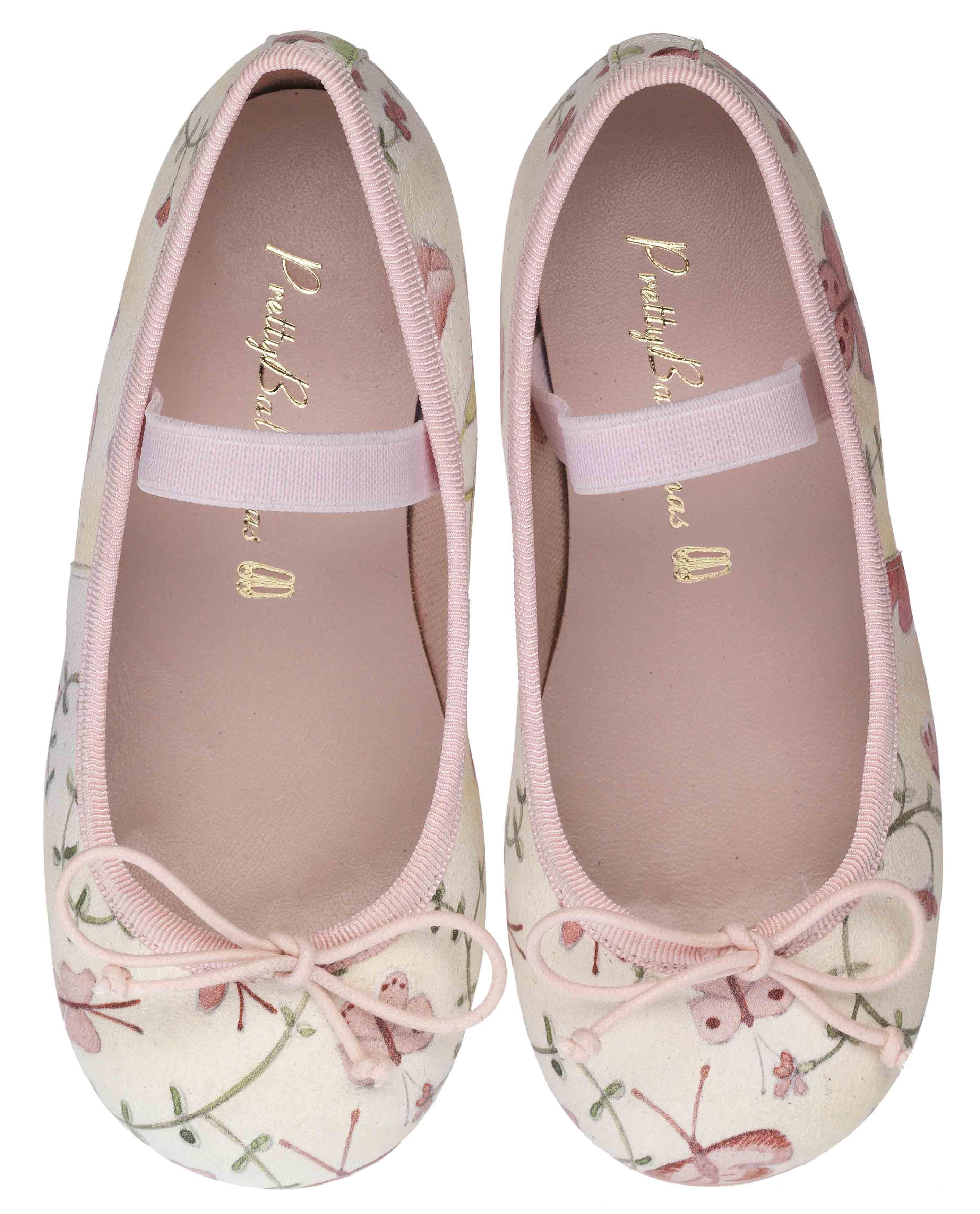 Pretty Ballerinas Cute Girl Shoes a917e5260678