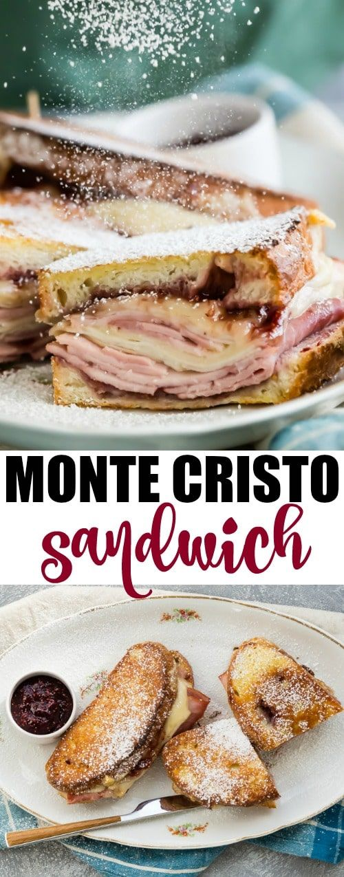 Monte Cristo Sandwich #montecristosandwich