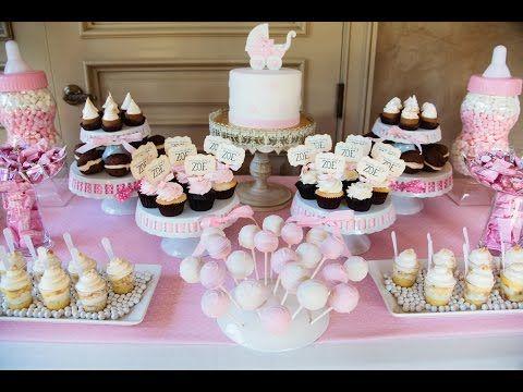 20 Wedding Dessert Table Ideas Rustic Style Youtube Pink Dessert Tables Diy Dessert Table Dessert Table