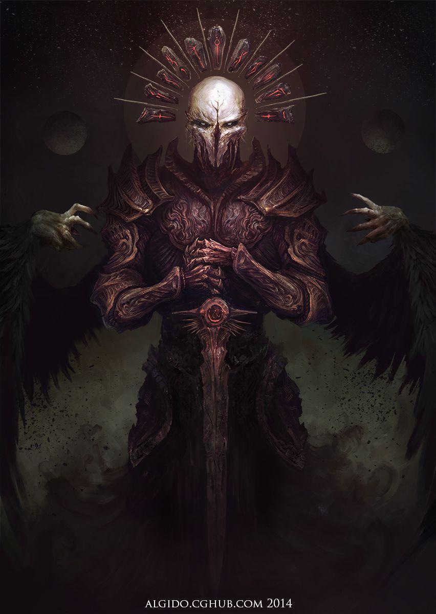 Koyaanisqatsi final by Algido.deviantart.com   Dark Fantasy Art ...