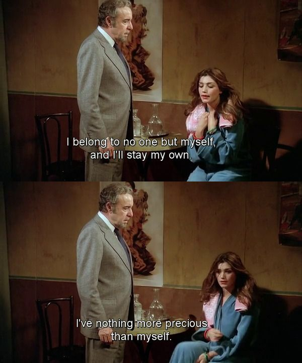 That Obscure Object Of Desire 1977 Movie Quotes Love Movie Cartoon Tv