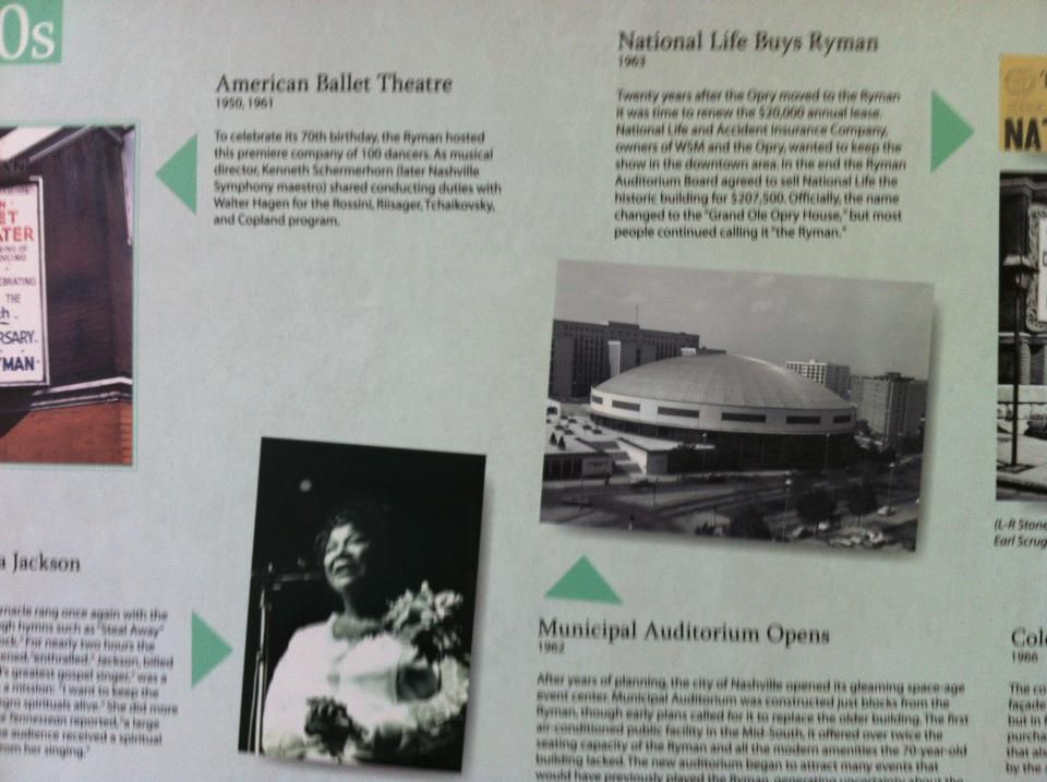 History of the Ryman Auditorium-24